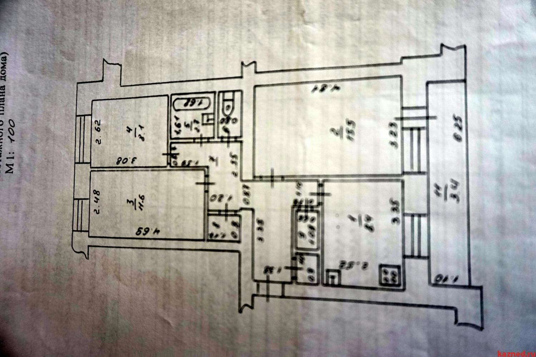 Продажа 3-к квартиры 40 лет Победы, 64 м²  (миниатюра №13)