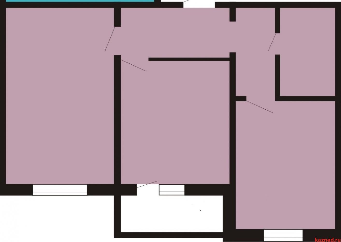 Продажа 2-к квартиры Н.Рахлина 7, 60 м² (миниатюра №5)