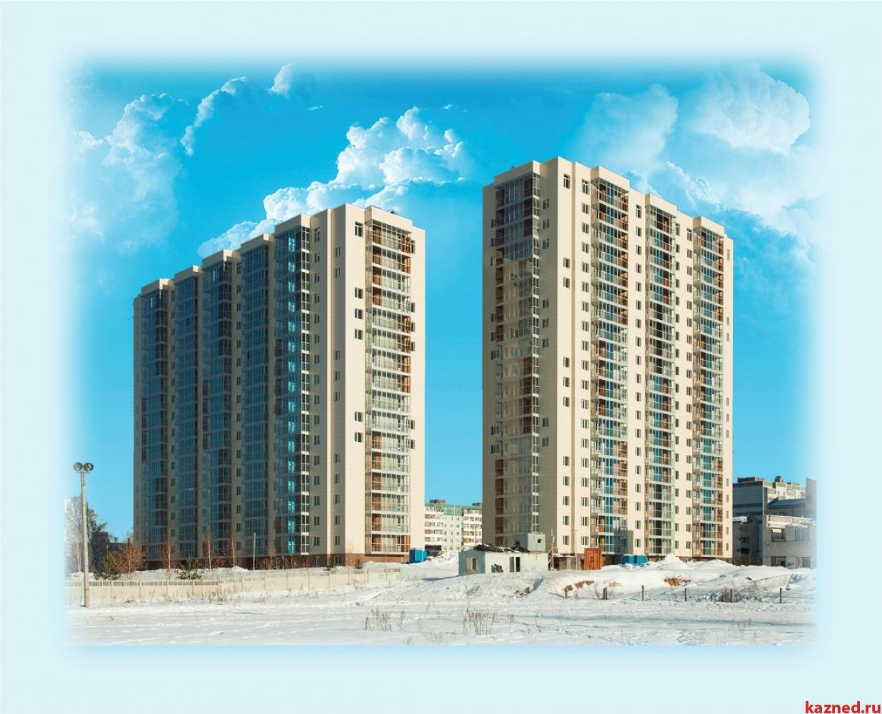 Продажа 2-к квартиры Фучика,14В, 74 м² (миниатюра №3)