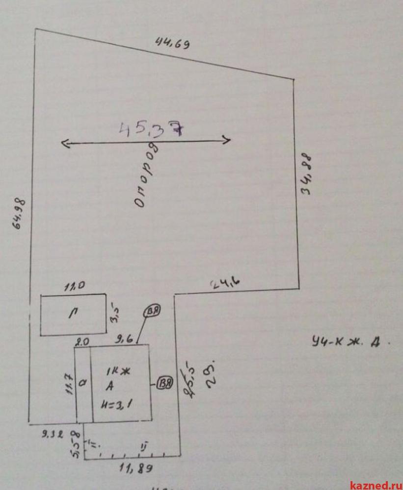 Продам дом Подгорная, 89 м2  (миниатюра №20)