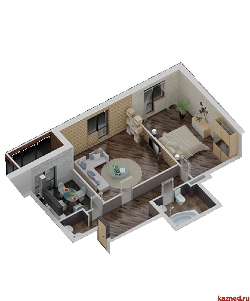 Продажа 2-к квартиры Некрасова 28, 80 м²  (миниатюра №2)