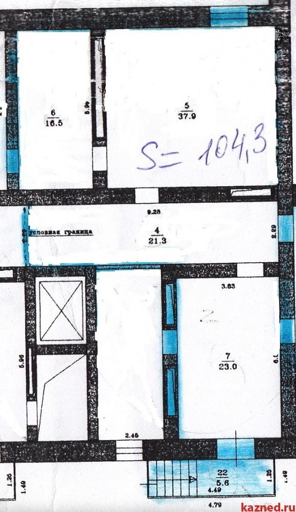 Продам офисно-торговое помещение Заря, 16, 104 м2  (миниатюра №2)