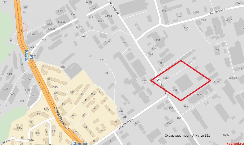 Аренда  склады, производства Аделя Кутуя, 163А, 1200 м²  (миниатюра №1)