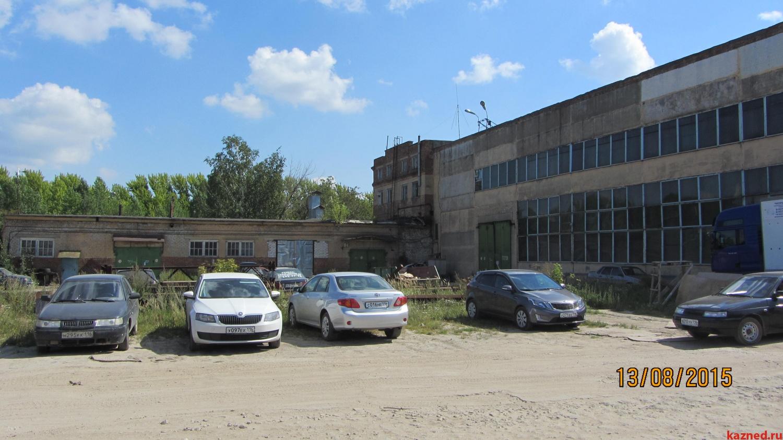 Аренда  склады, производства Гудованцева, 1а, 3800 м²  (миниатюра №2)