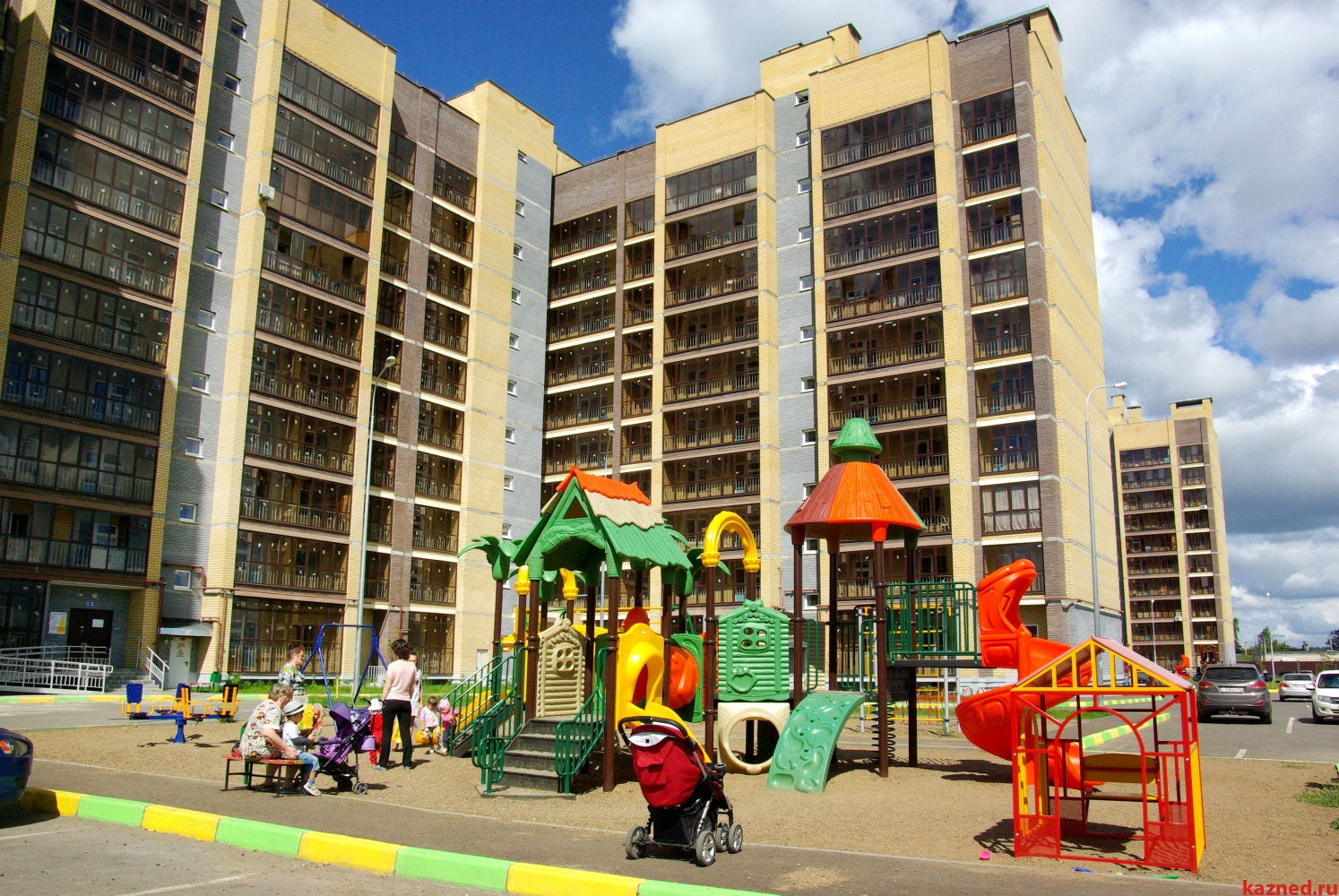 Продажа 2-к квартиры Лукина д. 52, 60 м²  (миниатюра №2)