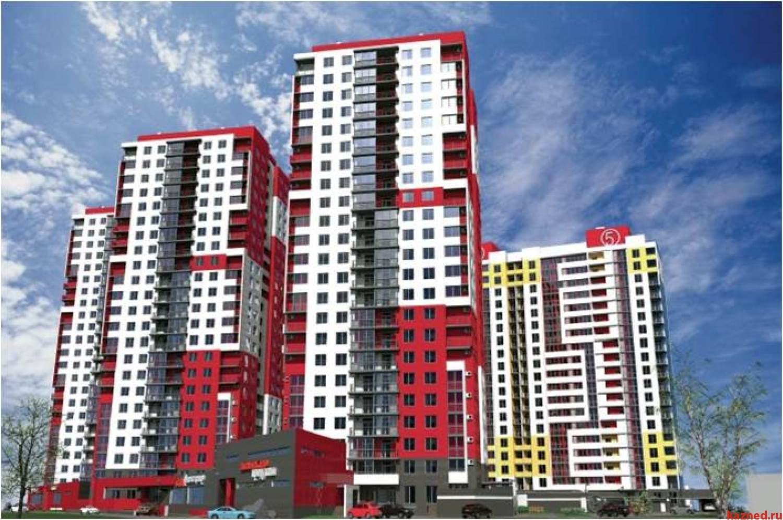 Продажа 1-к квартиры Гвардейская, 40 м2  (миниатюра №1)