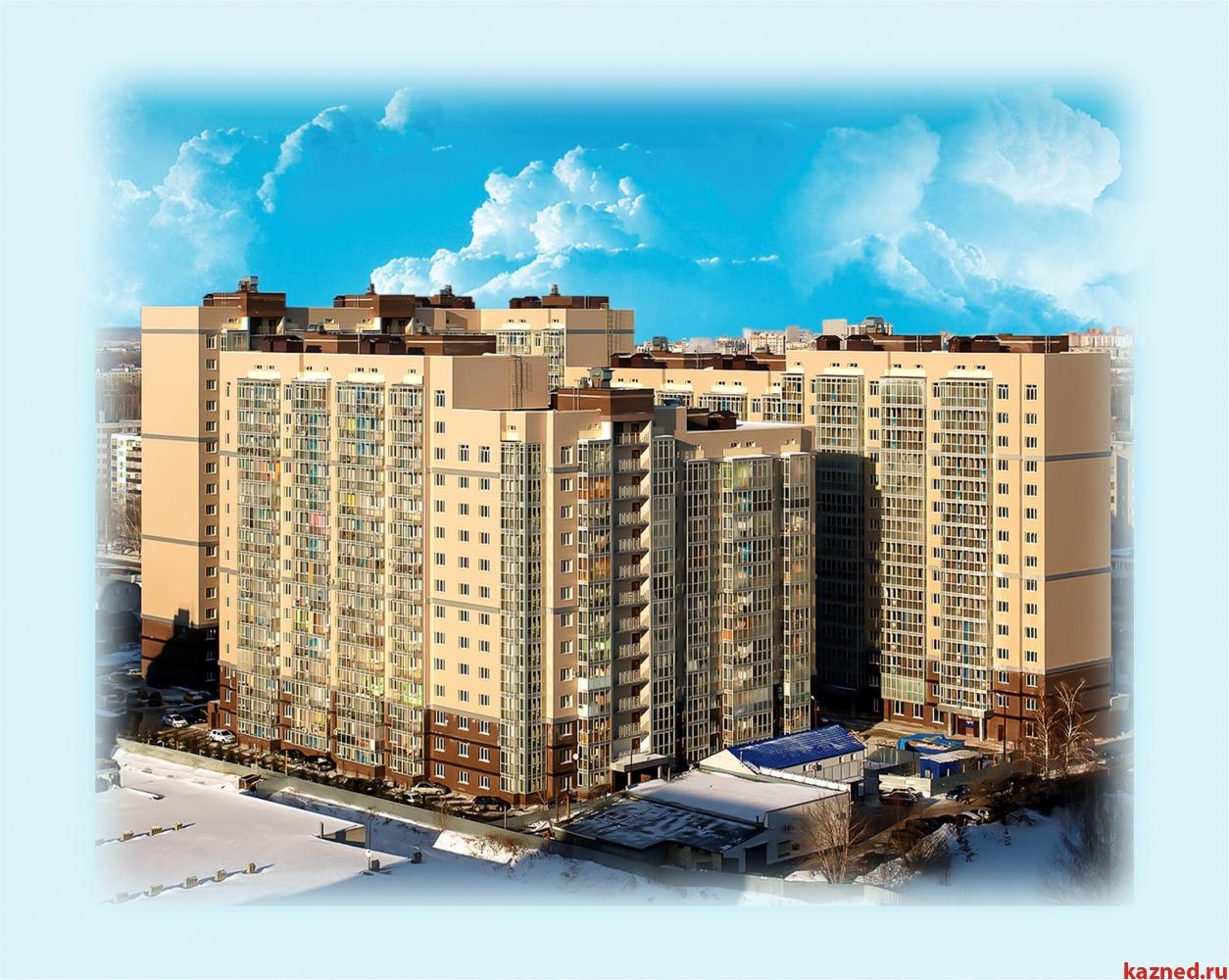 Продажа 1-к квартиры Камая 8, 1 очередь, 48 м2  (миниатюра №4)