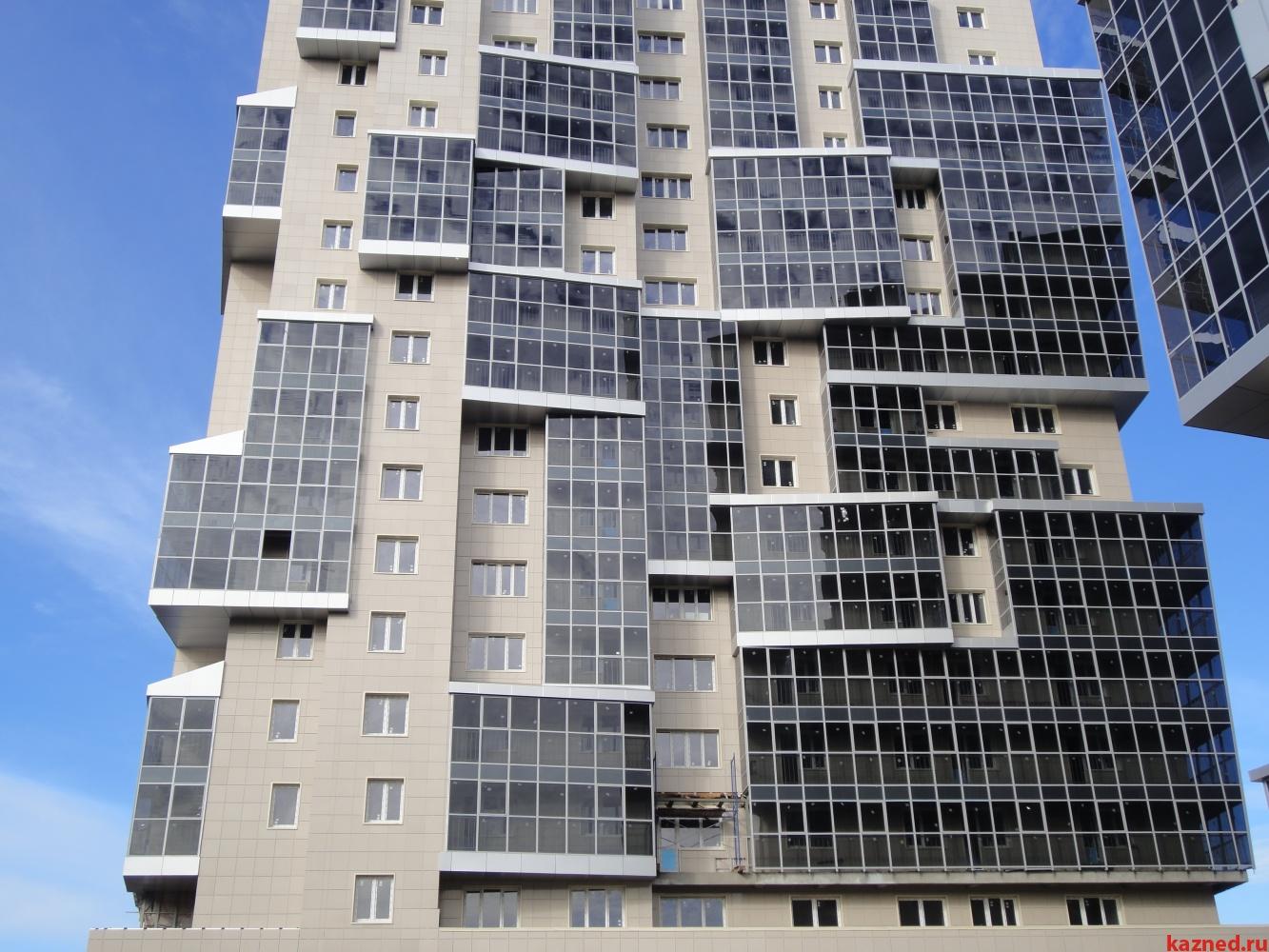 Продам 2-комн.квартиру Рихарда Зорге д.66, ЖК Олимп, 62 м2  (миниатюра №2)