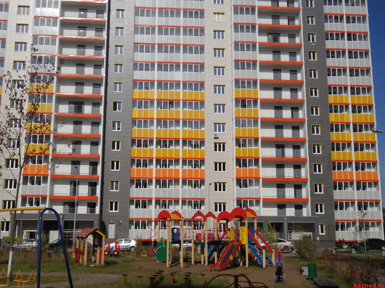 Продажа 1-к квартиры Натана Рахлина, 41 м² (миниатюра №5)