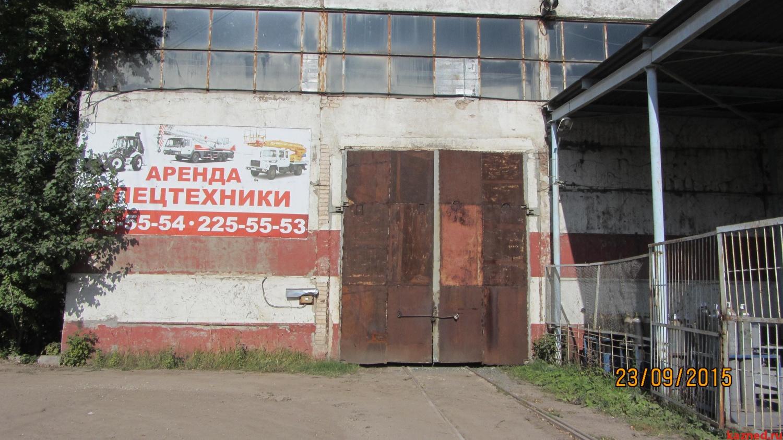 Аренда склад, производство Аделя Кутуя, 163, 580 м2  (миниатюра №2)