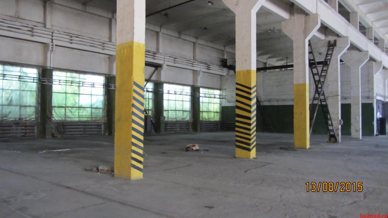 Сдам склад, производство гудованцева, 4100 м2  (миниатюра №2)