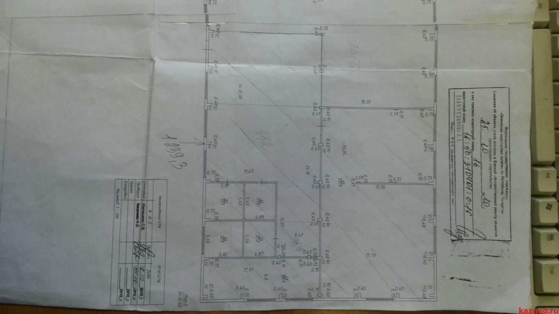 Аренда  склады, производства гудованцева, 4100 м² (миниатюра №3)