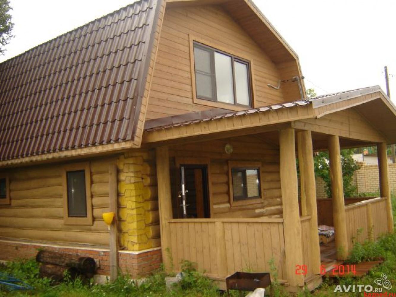 Продаю дом с участком в Н. Поляне (Лаишевский) (миниатюра №1)