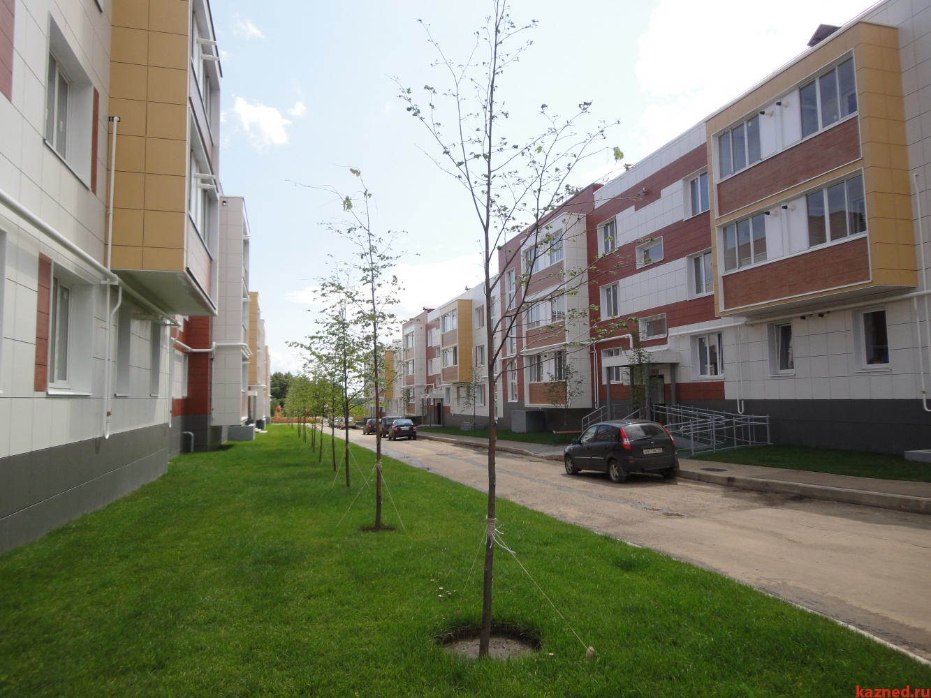Продажа 1-к квартиры Мамадышский тракт, 34 м2  (миниатюра №1)