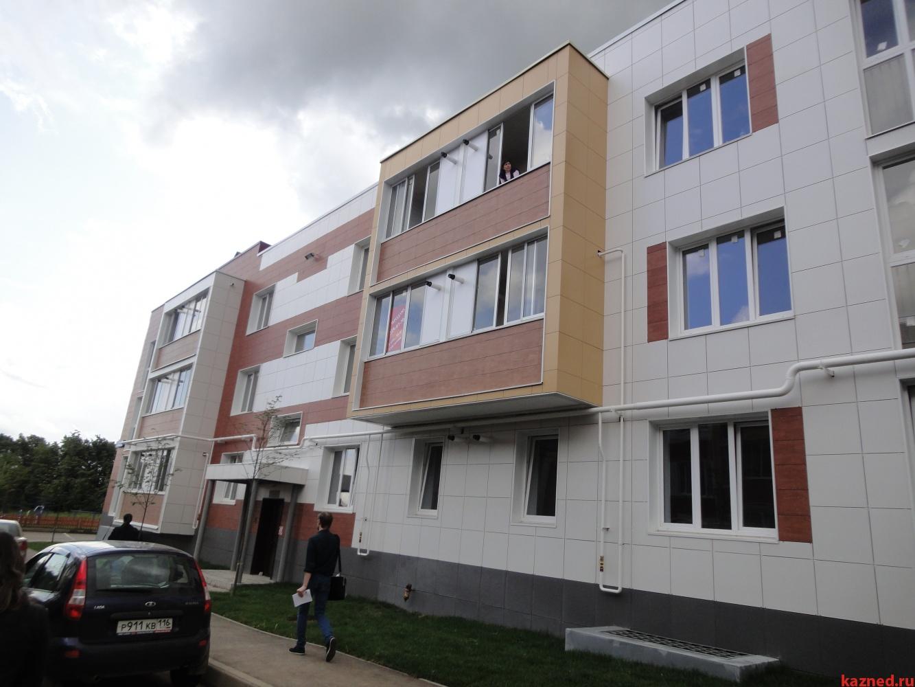 Продажа 1-к квартиры Мамадышский тракт, 35 м² (миниатюра №6)