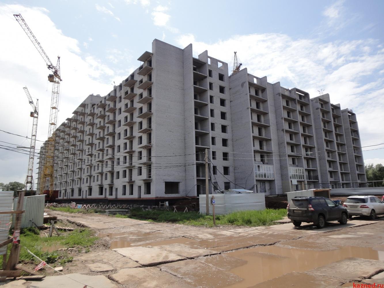 Продажа 1-к квартиры Мамадышский тракт, 36 м²  (миниатюра №1)