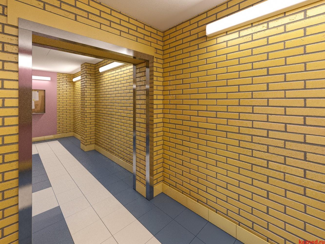 Продажа 1-к квартиры Мамадышский тракт, 36 м²  (миниатюра №12)