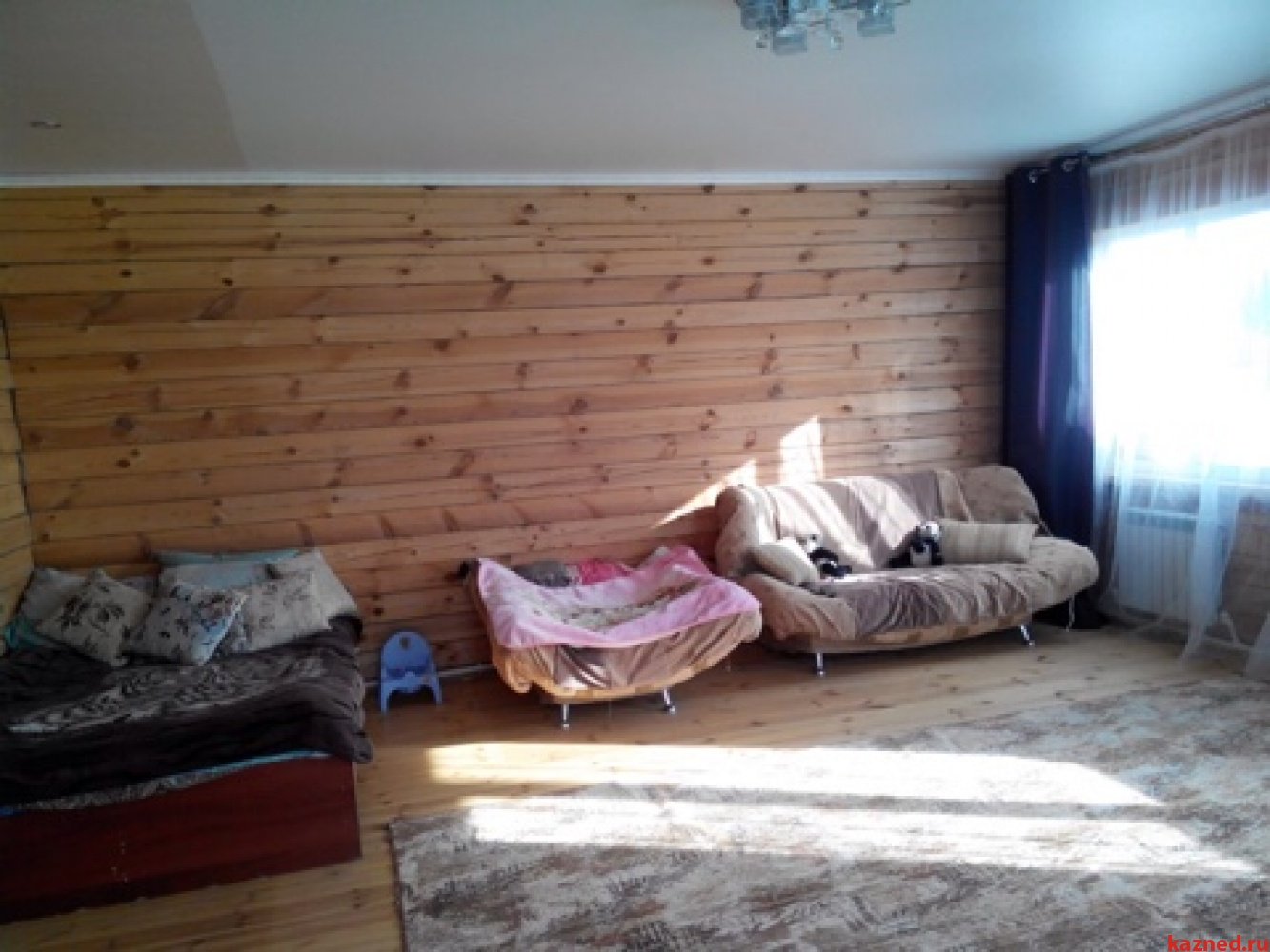 Продам дом самосырово, ул. Овражная, 87 м2  (миниатюра №3)