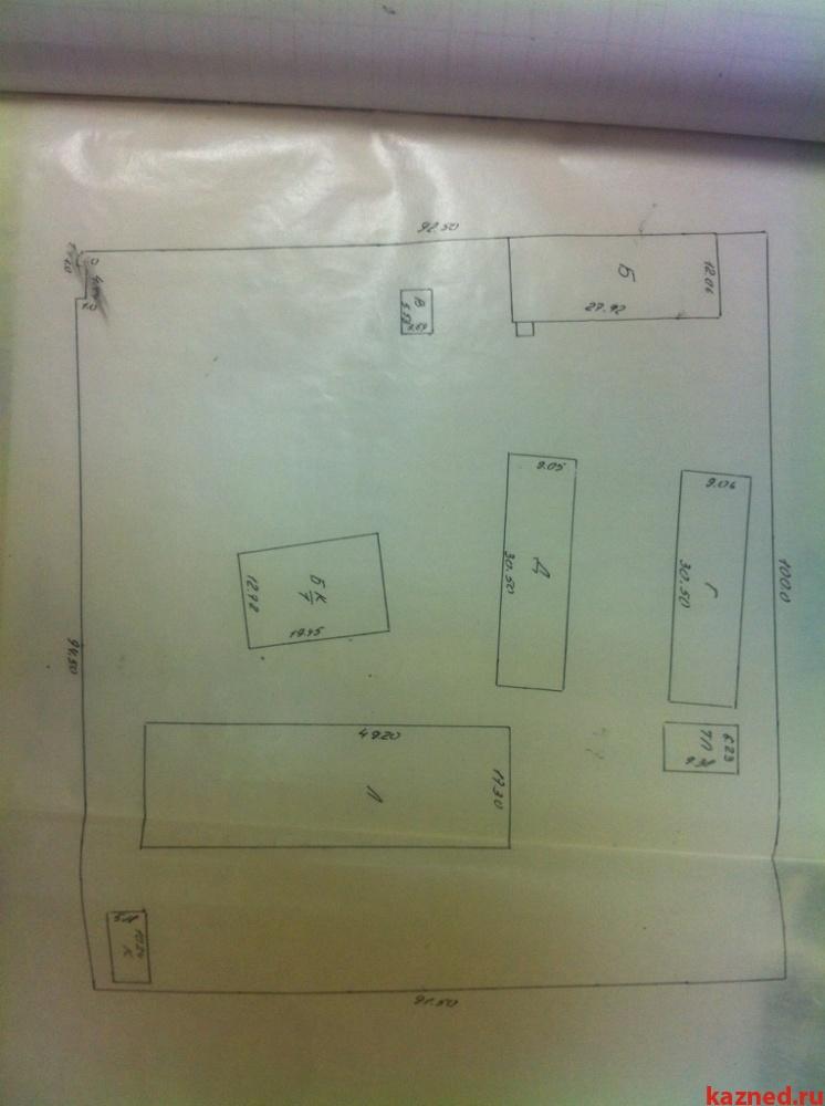 Продажа  склады, производства ул.Алебастровая, д.1, 8440 м² (миниатюра №10)