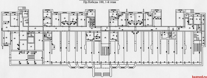 Аренда  помещения свободного назначения пр. Победы, 100, 1940 м2  (миниатюра №5)