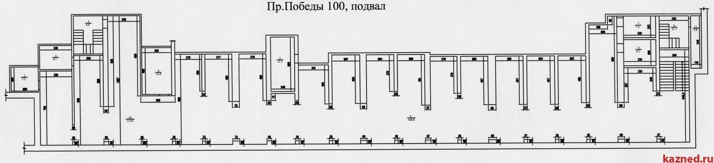 Аренда  помещения свободного назначения пр. Победы, 100, 1940 м2  (миниатюра №7)