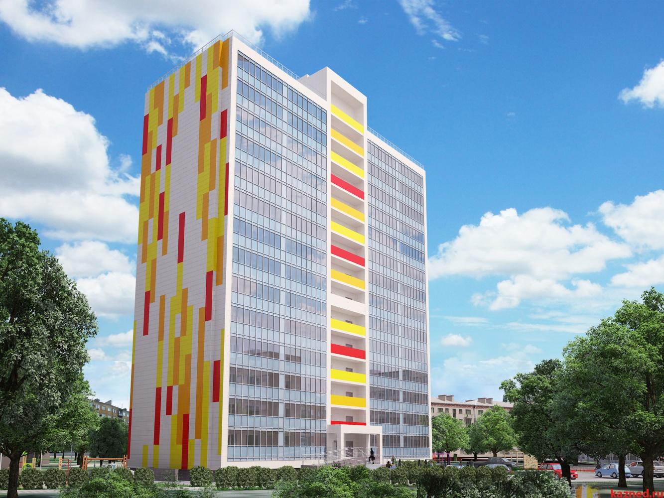 Продажа 1-к квартиры Отрадная,48, 49 м² (миниатюра №1)