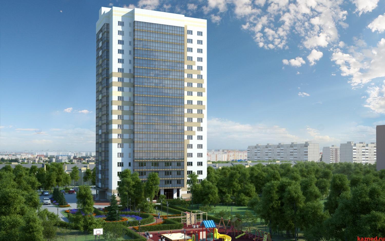 Продажа 1-к квартиры Максимова, 37, 32 м² (миниатюра №1)