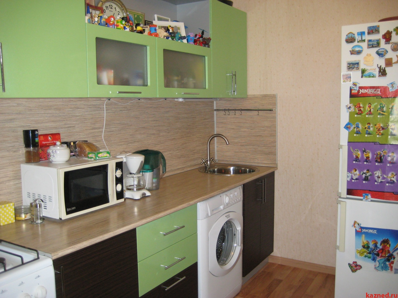 Продажа 1-к квартиры Мало - Московская, дом 26, 43 м² (миниатюра №2)