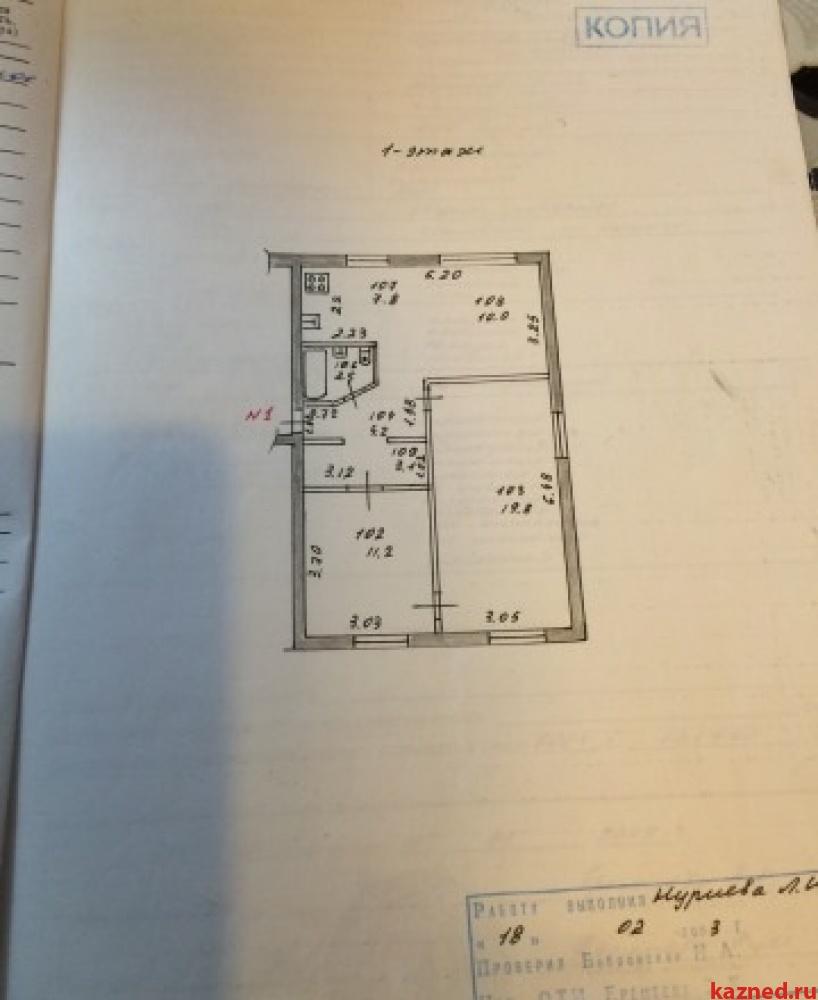Продам 3-комн.квартиру Братьев Касимовых,18, 59 м2  (миниатюра №10)