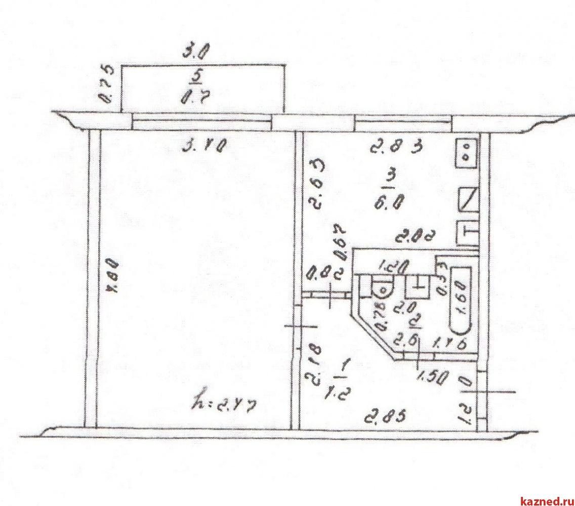Продажа 1-к квартиры Красной Позиции,9, 30 м² (миниатюра №8)