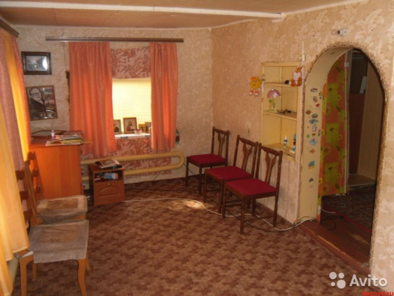 Продажа  дома Республика Марий Эл, , 56 м² (миниатюра №7)