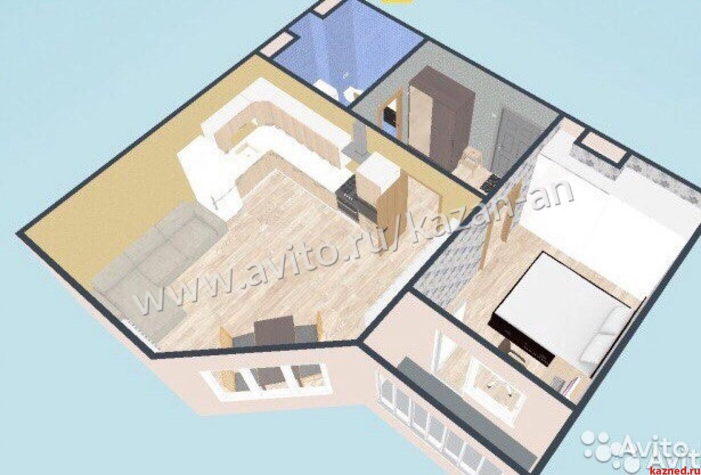 Продажа 2-к квартиры Четаева 12, 51 м²  (миниатюра №5)