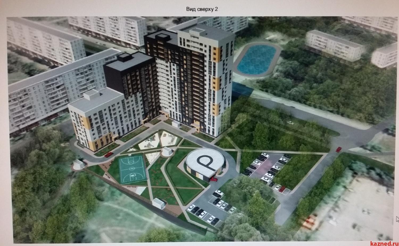 Продажа 1-к квартиры Карбышева, 50, 41 м² (миниатюра №1)