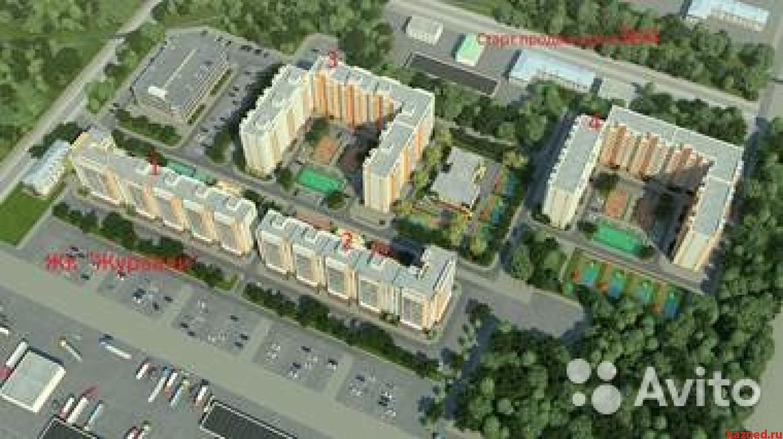 Продажа 1-к квартиры Даурская д 46 ЖК ЖУРАВЛИ, 31 м² (миниатюра №3)