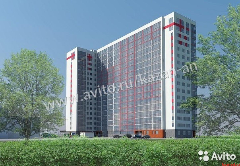 Продажа 1-к квартиры Генерала Баруди, д. 4, 53 м²  (миниатюра №2)
