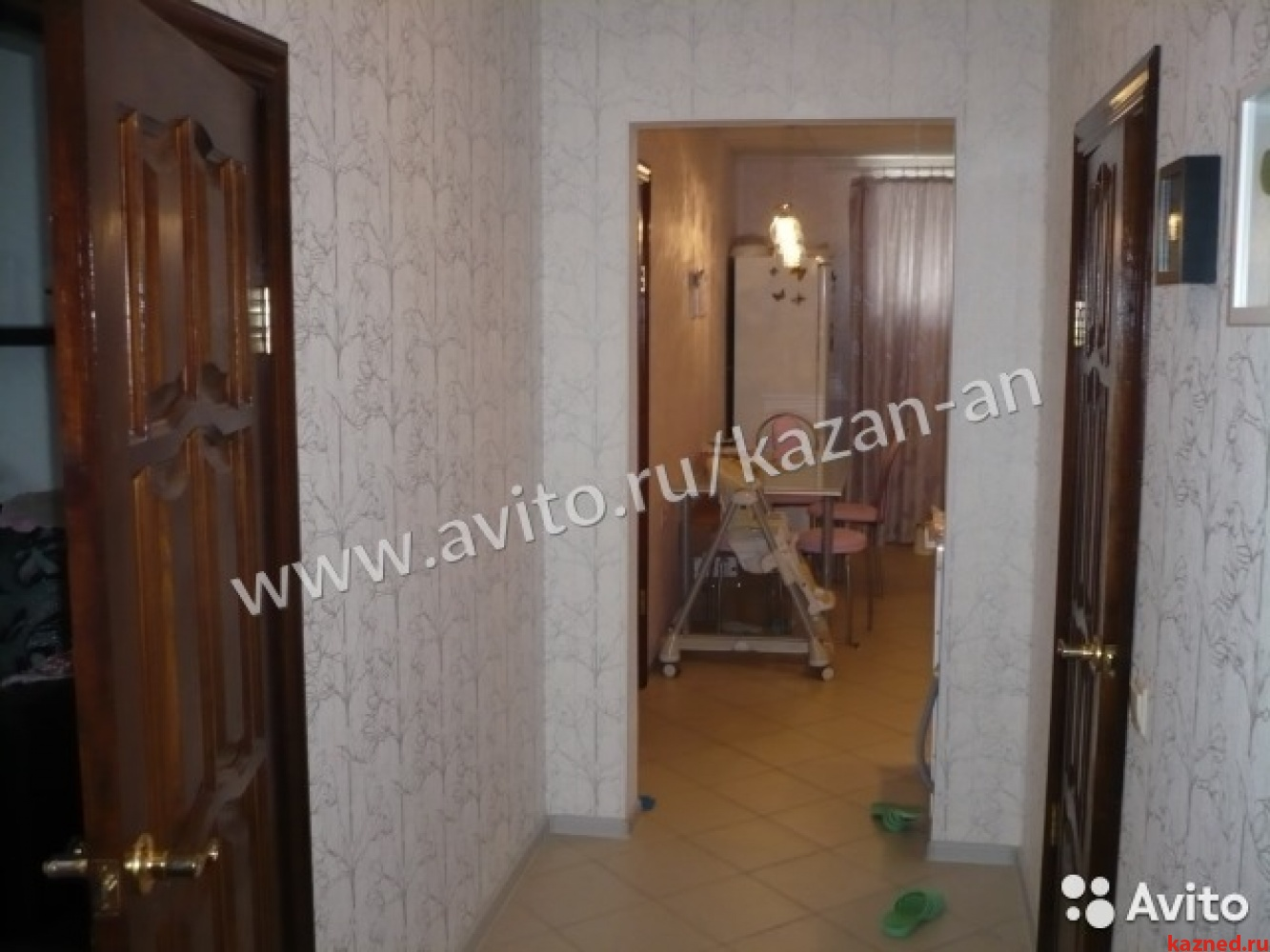 Продажа 2-к квартиры Аланлык 52 ( Сафиуллина), 60 м² (миниатюра №2)