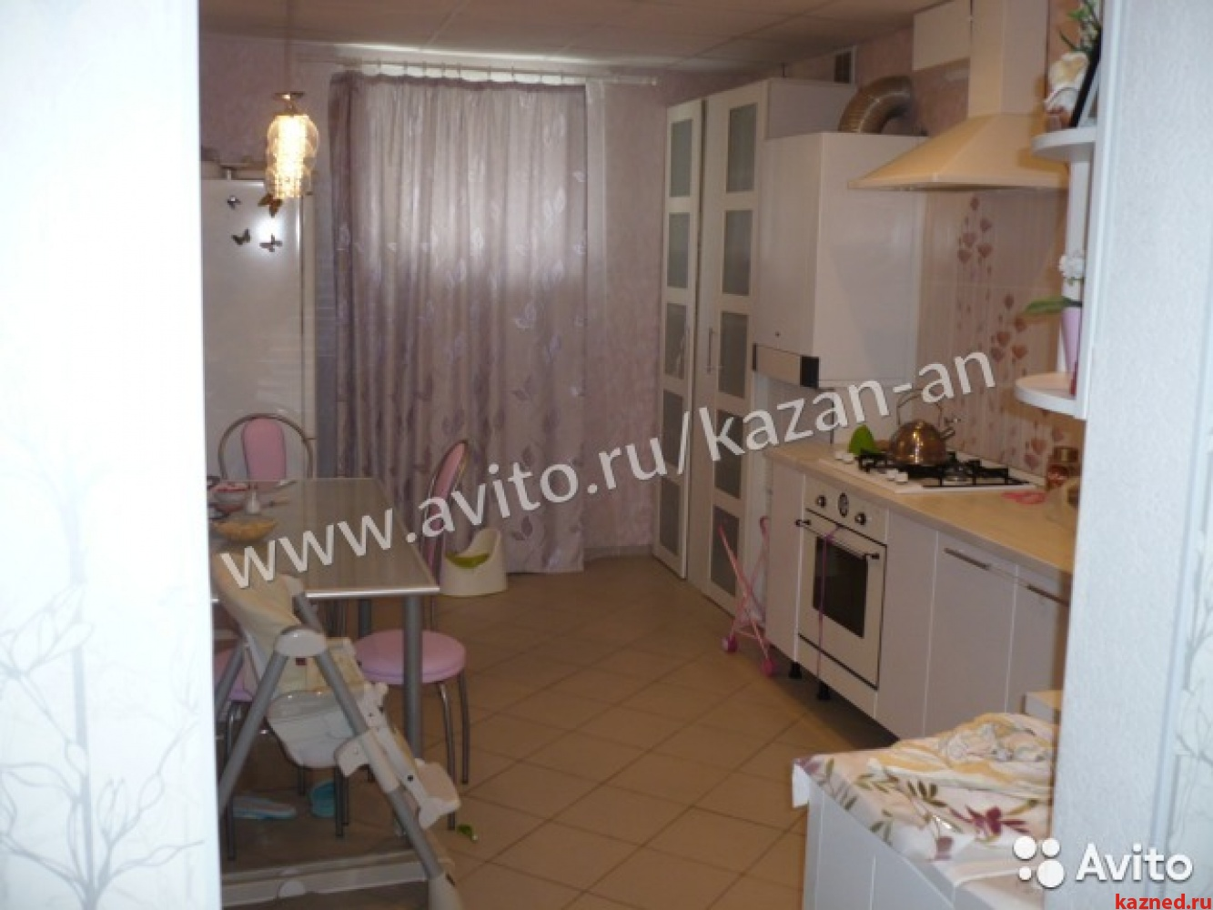 Продажа 2-к квартиры Аланлык 52 (Сафиуллина), 0 м2  (миниатюра №1)
