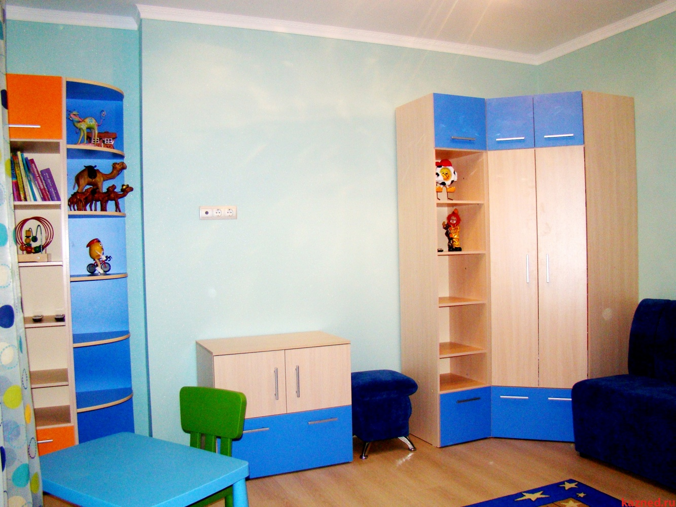 Продажа 3-к квартиры Ямашева, 103 а, 67 м²  (миниатюра №7)