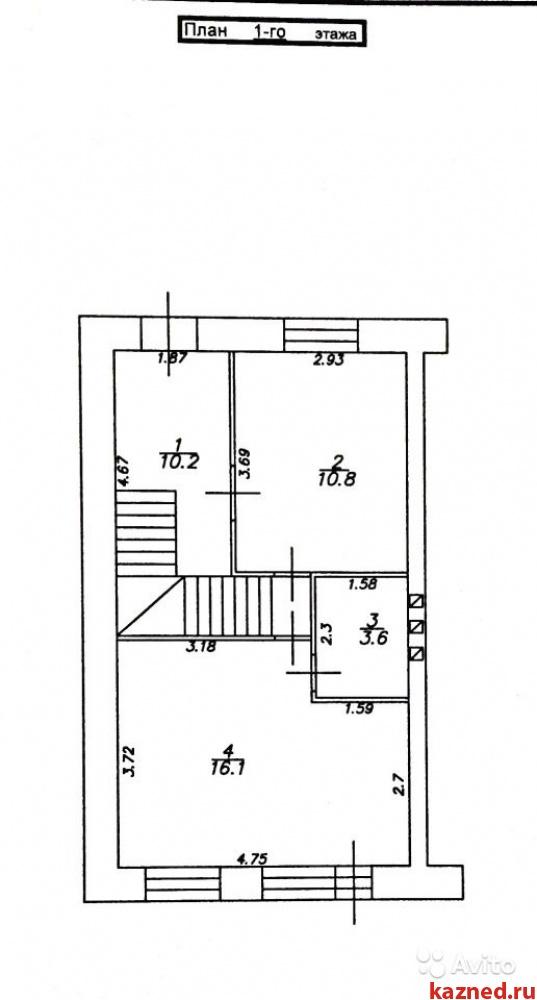 Продажа  Дома Шомыртлы, 82 м2  (миниатюра №8)