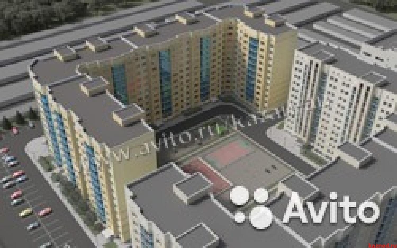 Продам квартиру в новостройке ЖК «Взлетная полоса», Дом 2 (миниатюра №1)