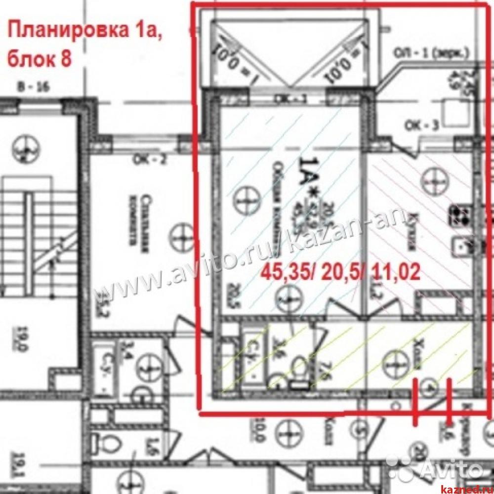 Продам квартиру в новостройке ЖК «Взлетная полоса», Дом 2 (миниатюра №5)