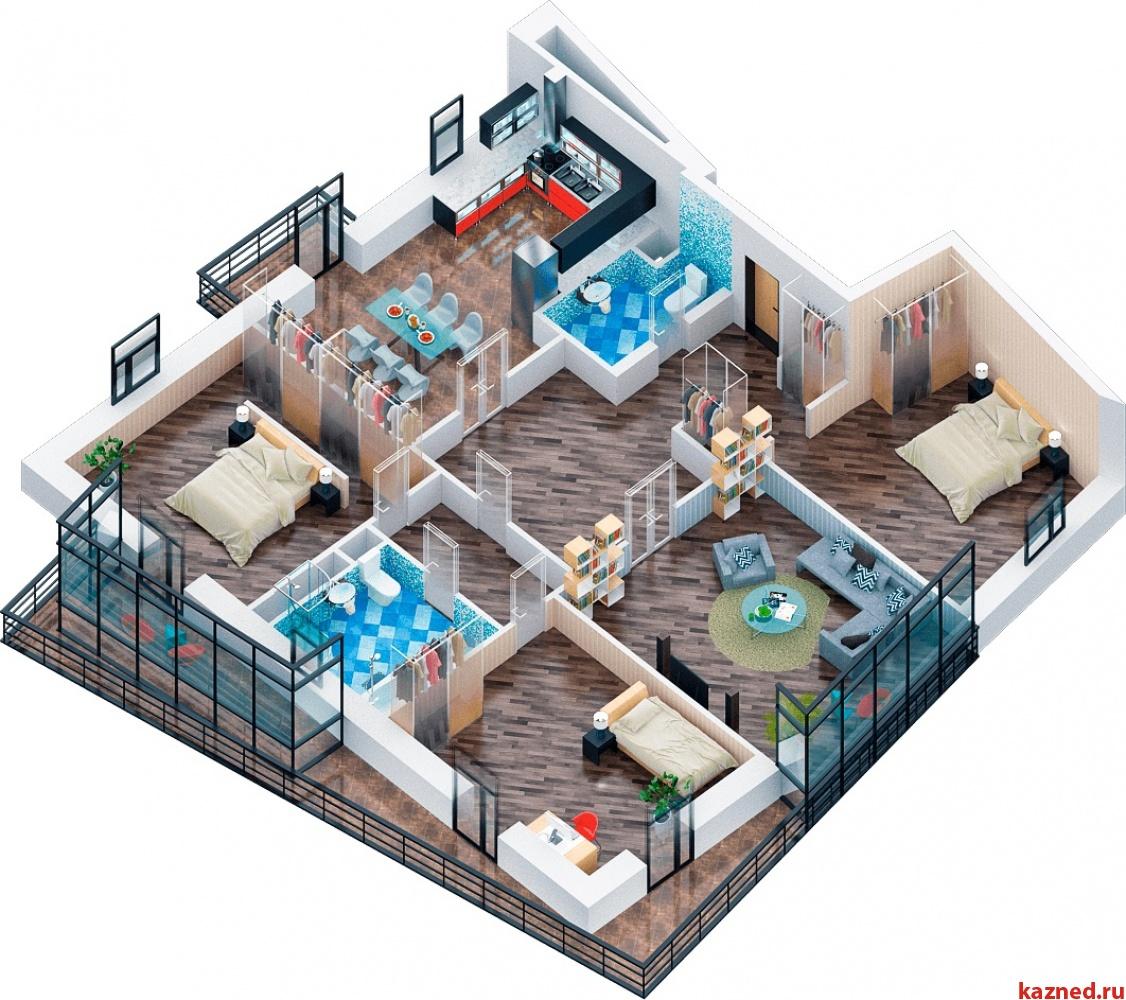 Продажа 4-к квартиры Дубравная 16А-16, 174 м²  (миниатюра №3)