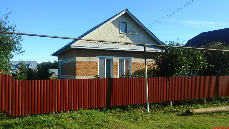 Небольшой жилой кирпичный  дом 40 кв.м в райцентре Актаныш, 13 соток ! (миниатюра №1)