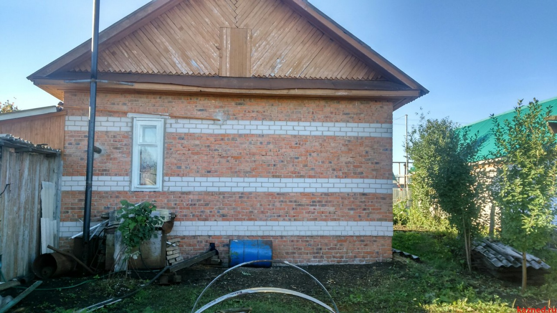 Небольшой жилой кирпичный  дом 40 кв.м в райцентре Актаныш, 13 соток ! (миниатюра №4)