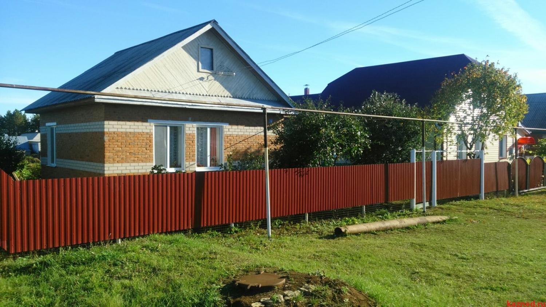 Небольшой жилой кирпичный  дом 40 кв.м в райцентре Актаныш, 13 соток ! (миниатюра №5)