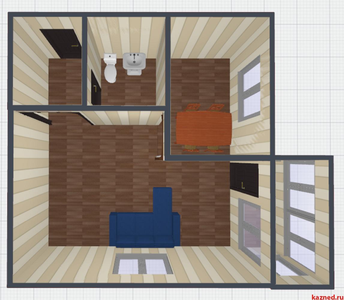 Продажа 1-к квартиры Красная позиция 41, 32 м2  (миниатюра №2)