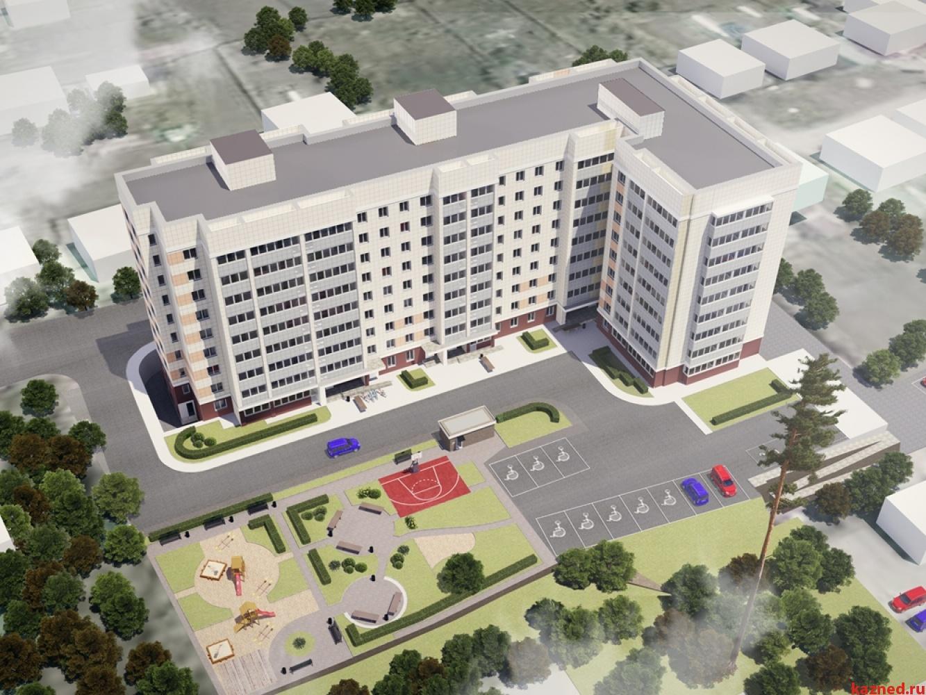 Продажа 2-к квартиры 1-я Азинская 43, 50 м²  (миниатюра №1)