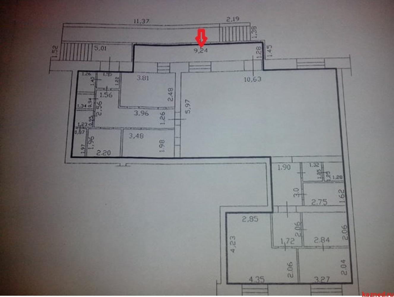 Продажа  Помещения свободного назначения пр. Ямашева, 158 м2  (миниатюра №6)