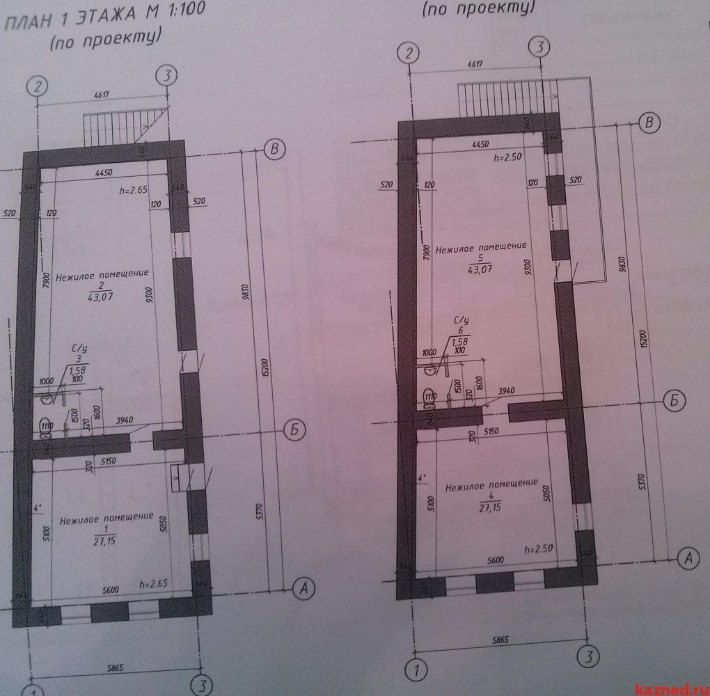 Продажа  Помещения свободного назначения Чернышевского,37, 150 м2  (миниатюра №7)