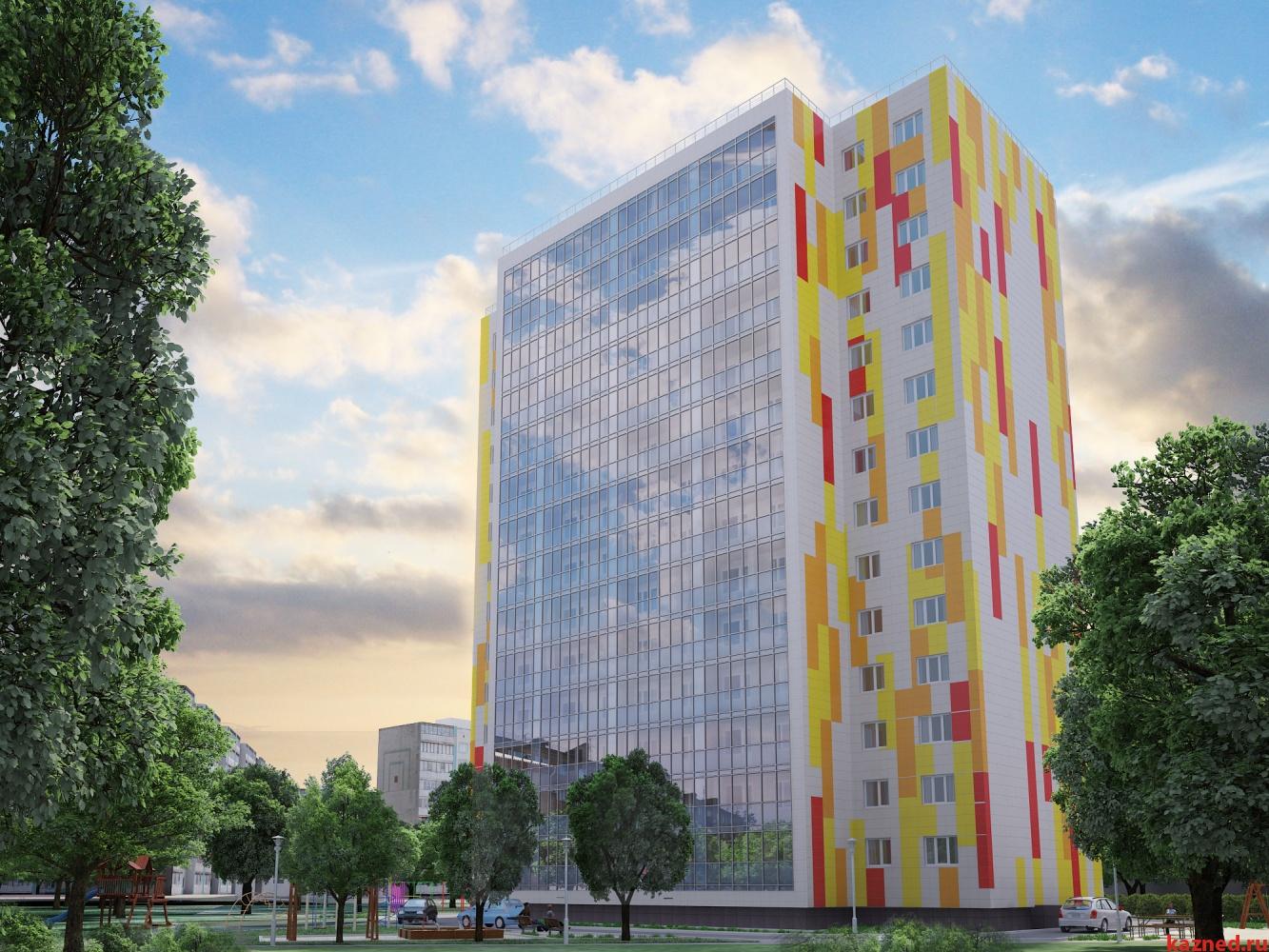 Продажа 1-к квартиры Отрадна, 48, 44 м²  (миниатюра №2)
